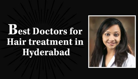 Best doctors for hair treatment in Hyderabad