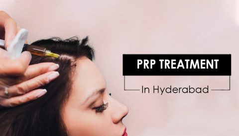The Role Of PRP Treatment In Hair Restoration And Controlling Hair fall.