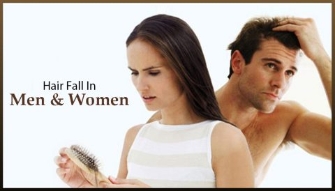 How To Get Rid Of Hair Fall For Men And Women.