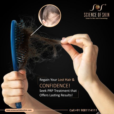 Facts You Should Know—Demystifying Top 5 Common Myths About P.R.P Treatment Hair Loss Treatment!